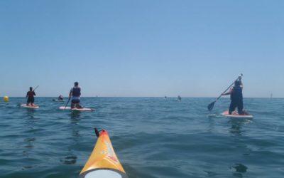 Bateig de Paddle Surf
